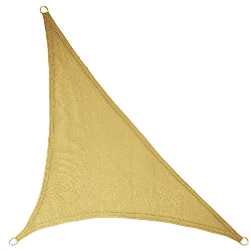 LyShade 12' x 12' x 17' Right Triangle Sun Shade