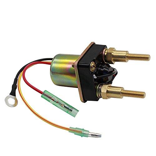 Cyleto Starter Relay Solenoid for KAWASAKI JET SKI JS440 JS440-A16 1992 / JS550 550 SX 1991 1992 1993 1994 1995 1998 PWC (Pwc Parts)