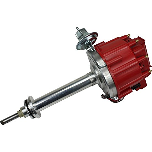 Dragon Fire High Performance Race Series Complete HEI Electronic Ignition Distributor Compatible Replacement For All Dodge and Chrysler Mopar 383-400 V8 Oem Fit DDP-DF AIP Electronics