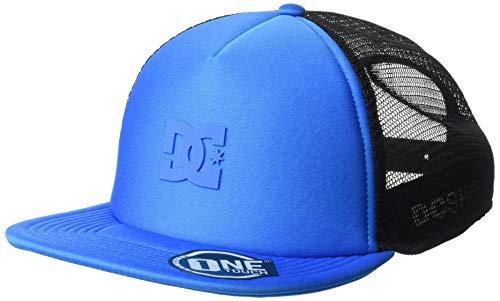 DC Men's Greet UP Trucker HAT, Brilliant Blue, 1SZ from DC