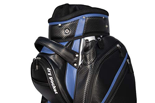 Motor Caddy Golf Cart Bag Bag Waterproof Material And Dry Pocket -...