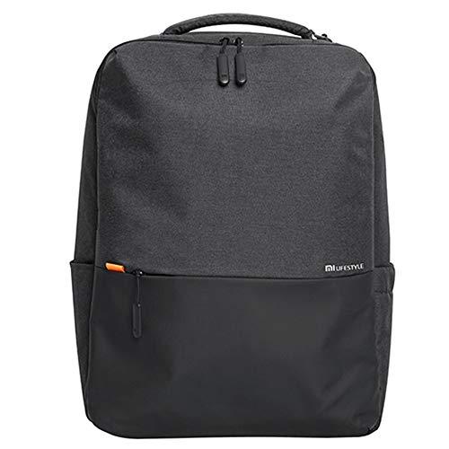 Mi Business Casual 21L Water Resistant Laptop Backpack (Dark Grey)