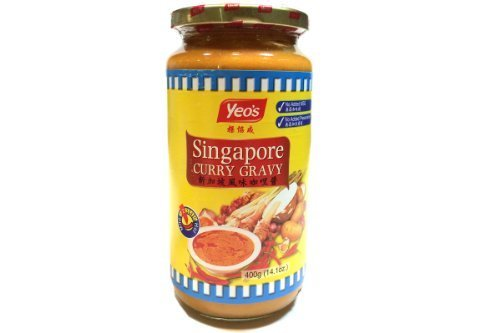 (Singapore Curry Gravy - 14.1oz (Pack of 6) by)