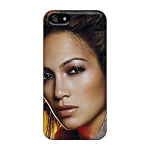 Dcvbavi869KXoRI Saraumes Awesome Case Cover Compatible With Iphone 5/5s - Jennifer Lopez 50