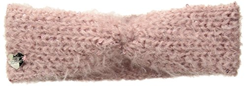 Betsey Johnson Women's Fuzzy Wuzzy Headband, Blush, ONE SIZE by Betsey Johnson