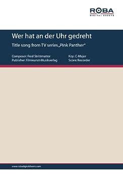wer hat an der uhr gedreht instrument recorder german edition ebook fred. Black Bedroom Furniture Sets. Home Design Ideas