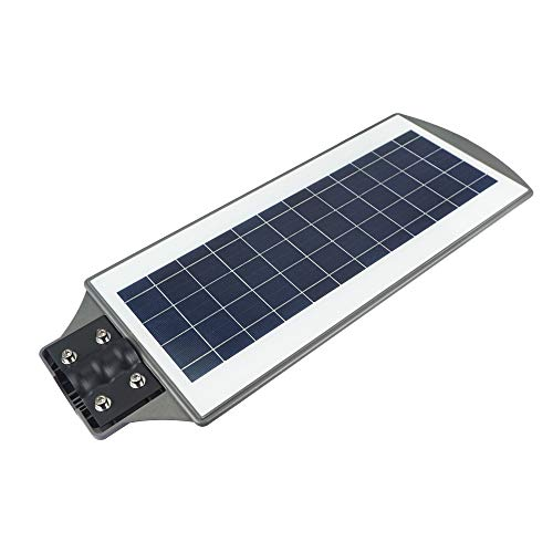 ECO LLC 60W LED Solar Powered Wall Street Light PIR Motion Outdoor Garden Lamp by ECO LLC (Image #3)