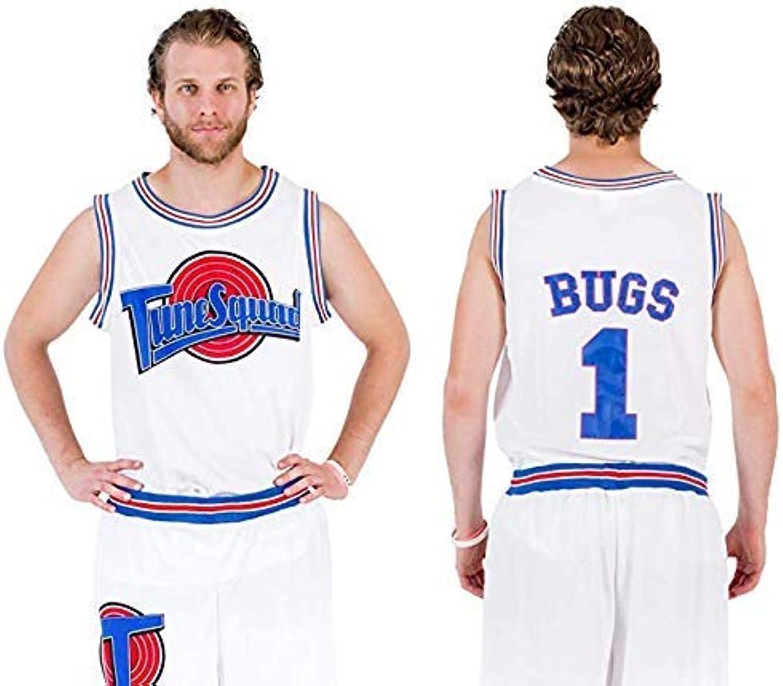 Space Jam Tune Squad - Camiseta de baloncesto - - X-Small: Amazon.es: Ropa y accesorios