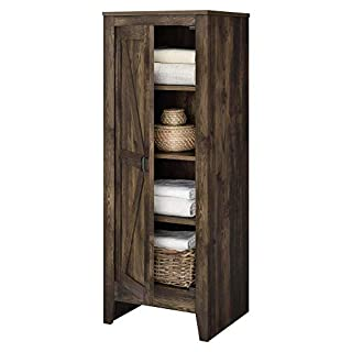 SystemBuild Storage Cabinet Rustic (B07GYCHDHF) | Amazon price tracker / tracking, Amazon price history charts, Amazon price watches, Amazon price drop alerts