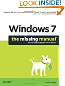 #9: Windows 7: The Missing Manual (Missing Manuals)