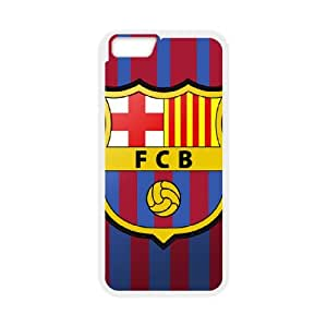 Barcelona Barcelona iPhone 6 Plus 5.5 Inch Cell Phone Case White 8You206928