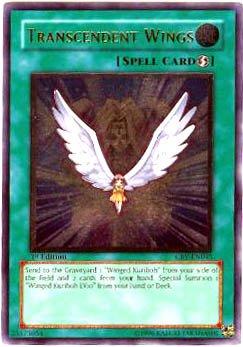 - Yu-Gi-Oh! - Transcendent Wings (CRV-EN045) - Cybernetic Revolution - 1st Edition - Ultimate Rare
