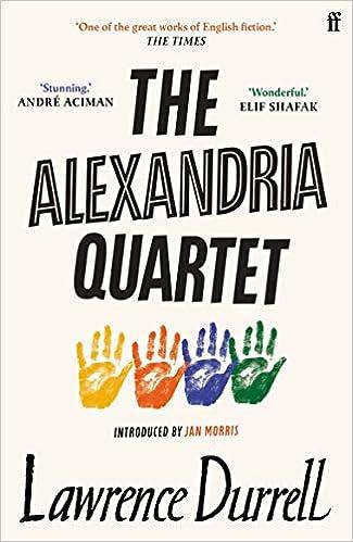 Download The Alexandria Quartet The Alexandria Quartet 1 4 By Lawrence Durrell