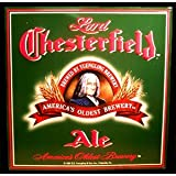 Yuengling Brewery - Lord Chesterfield Ale - Metal Beer Tacker Sign by beercollections