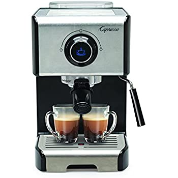 Amazon.com: Capresso 118.05 EC PRO Espresso and Cappuccino ...