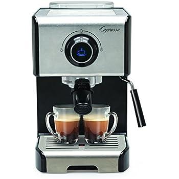 Amazon.com: Capresso 118.05 EC PRO Espresso and Cappuccino ...