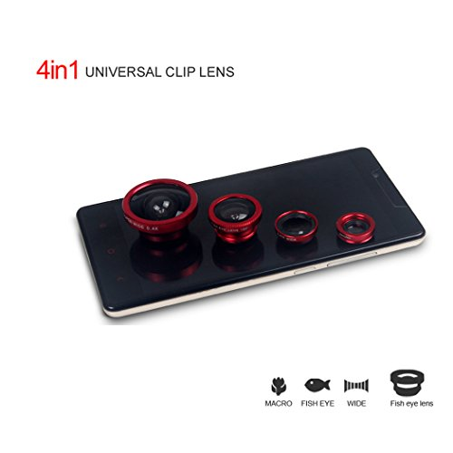 Accessory Degree Universal Samsung M8 Red product image