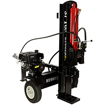 Amazon com : RuggedMade 22 Ton Log Splitter with 212CC Electric