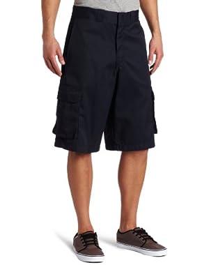 Men's Big 13 Inch Loose Fit Cargo Short