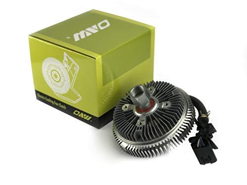 OAW 12-G3200 Electronic Cooling Fan Clutch for 02-09 Chevrolet Trailblazer SSR, GMC Envoy, Buick Rainier, Isuzu Ascender, Saab 9-7x, Oldsmobile Bravada 4.2L 5.3L (Performance Electronics 2006 Chevy)