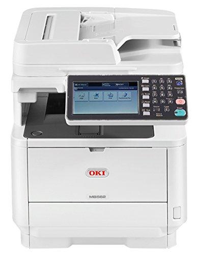 OKI MB562dnw - Equipo multifunción con tecnología LED, 4 en 1 ...