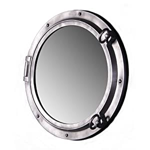 41LWE2D%2BzOL._SS300_ 100+ Porthole Themed Mirrors For Nautical Homes For 2020