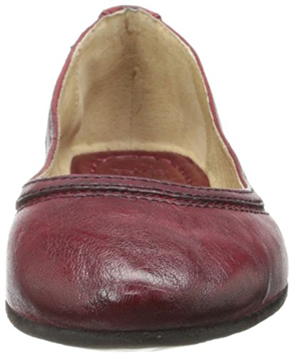 Soft Ballet Frye Flat Carson Antique Red Women's Vintage Burnt 72126 c0qU1Fqvw