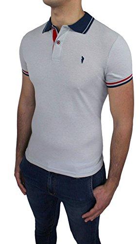 Mat Sartoriale Herren T-Shirt grau grau Small