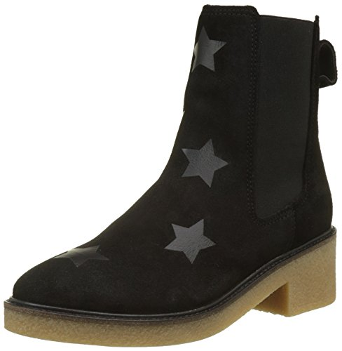 Tommy Hilfiger Women's M1285ia 3b1 Chelsea Boots Black (Black) xgBgBtg0qT