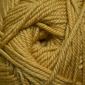 h Merino Worsted 5 Golden Yellow ()