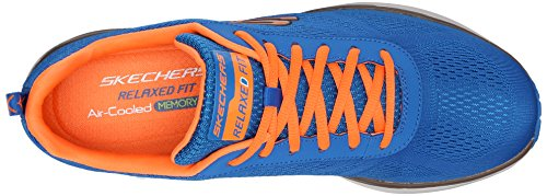 Skechers Skech-Air Infinity Herren Outdoor Fitnessschuhe Blue (Royal Ryor)