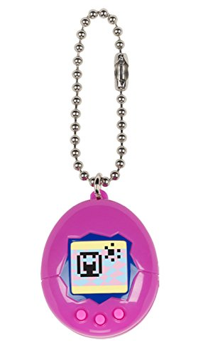 (Tamagotchi Mini, Purple/Blue/Pink)