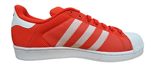 adidas Adidas Superstar - Zapatillas para hombre red white BB4976
