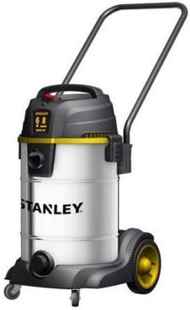 Stanley SL18402-8B 6.0 Peak HP 8 Gallon S.S. Wet Dry Vac