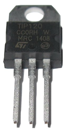 Npn Power Transistor - STMicroelectronics TIP120 TO-220 NPN Power Darlington Transistor 12 Pack