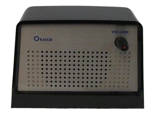 ITT - Orator Speaker Desktop in Black