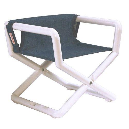 Director Chair Kids Chairs (Hoohobbers Junior Director Chair, Denim)