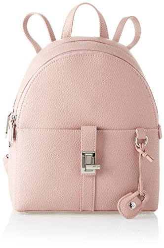 Trussardi Jeans Suzanne Smooth - Mochilas Mujer Rosa