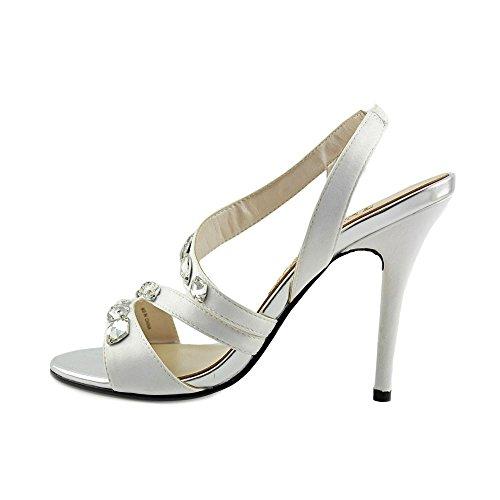Toe Womens Goldee Carpet Live Formal Satin Red White E Sandals Open From Slingback The Bfxq1