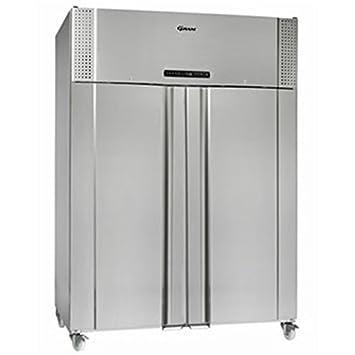 Stainless Steel Finish Gram Plus Double Door Fridge Stainless Steel 1270Ltr  M 1270 CXH 2/