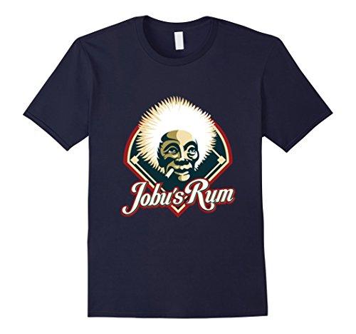 Men's jobus rum t shirt Large Navy