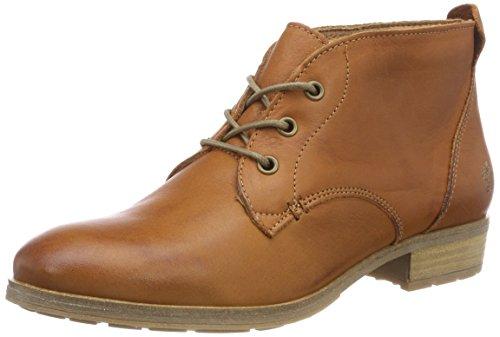 Women's Eden Cognac Bruna of Brown Chukka 10 Boots Apple n6UZAZ
