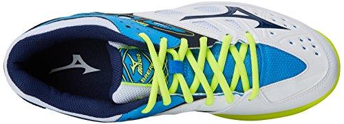 De white Cc Hombre Multicolor Para Break Zapatillas Shot 14 blue Running Ex Mizuno WzqRxXpnvn