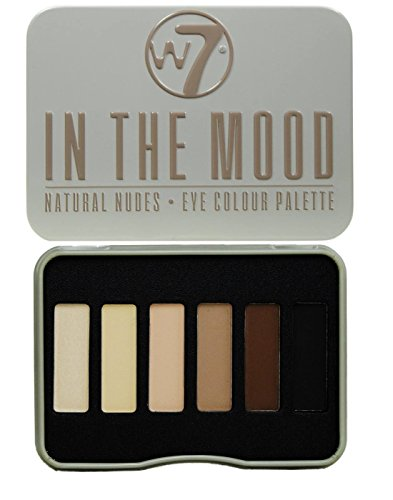 W In The Mood Natural Nudes Eye Shadow Palette