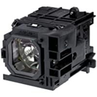 Premium NP06LP, 60002234 Projection Lamp with Housing for NEC NP1150, NP1200, NP1250, NP2150, NP2200, NP2250, NP3150, NP3151, NP3151W, NP3200, NP3250, NP3250W - 180 Days Warranty