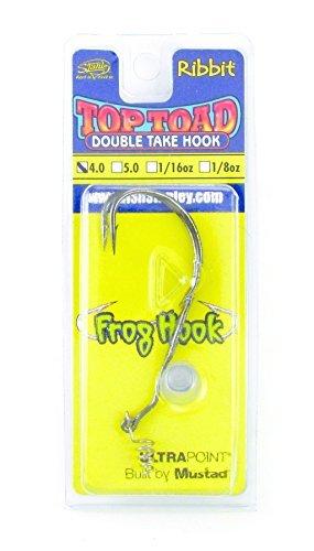 Stanley SRDT1-40 Ribbit Double Take Fishing Hook