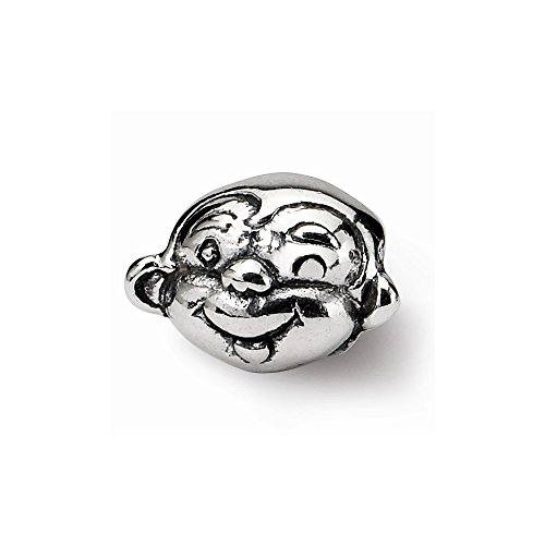 Sterling Silver Reflections Monkey - 2