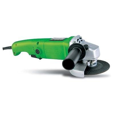 Kawasaki 840066 Green 5.8 Amp 4-1/2-Inch Angle Grinder