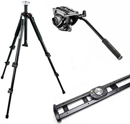 KITSSM1 Kit SmartSLIDER Reflex s560 + Manfrotto 190XB Trípode + ...