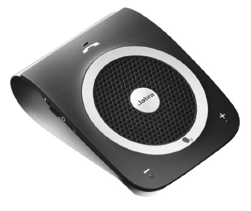 - Jabra Tour Bluetooth in-Car Speakerphone - Black